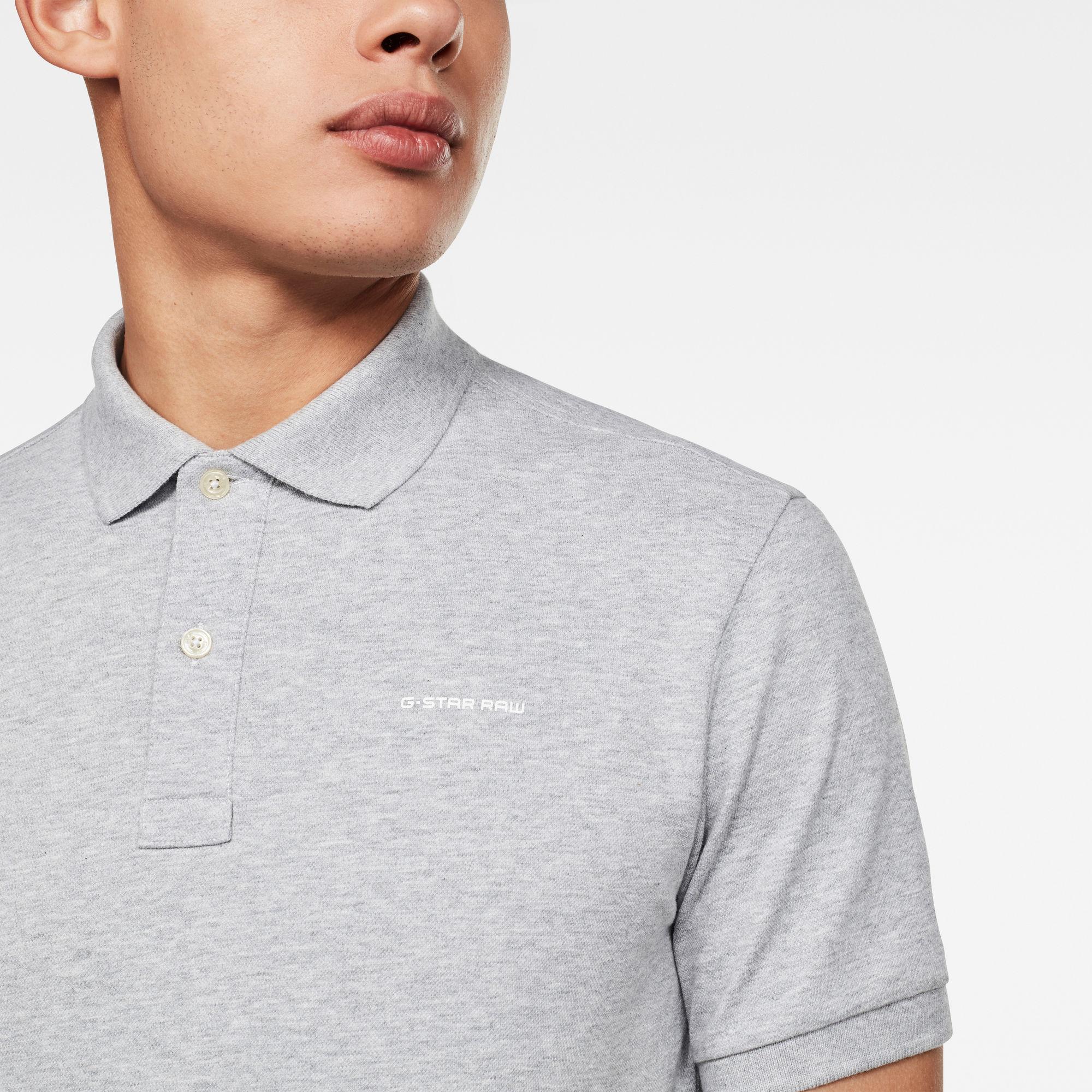 G-Star RAW Neu Herren Oluv Poloshirt