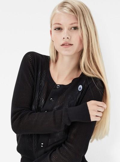 Yuilie Cardigan Knit