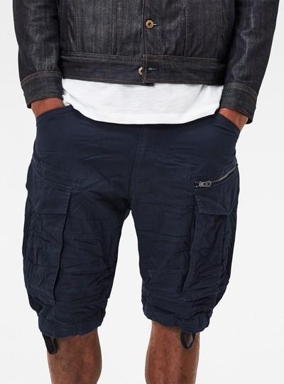 Rovic Zip 1/2 Shorts