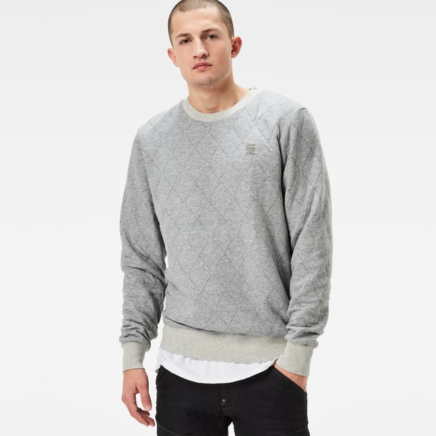 g star raw men sweatshirts hoodies apxel regular. Black Bedroom Furniture Sets. Home Design Ideas