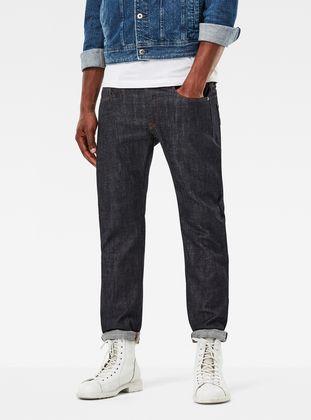 Star Raw Jeans Straight G 3301 Raw® Denim qwpBac4X