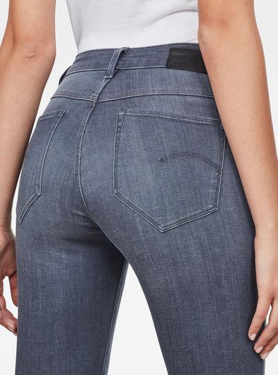 Womens Forme G-star Haute Super Skinny Jeans Wmn G-star auvZf