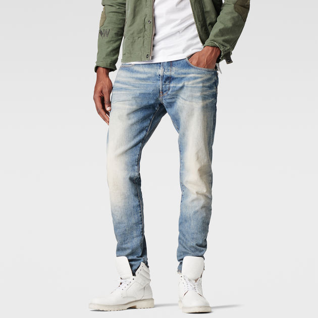 faded tapered jeans - Blue G-Star Sale Limited Edition f5Lh1yHyd1