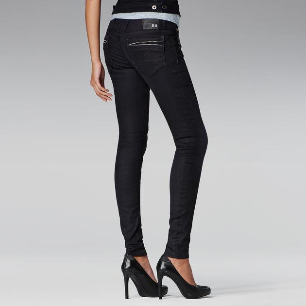 G-star Des Femmes De Nouveau Jeans Skinny Océan G-star hamsQ7k