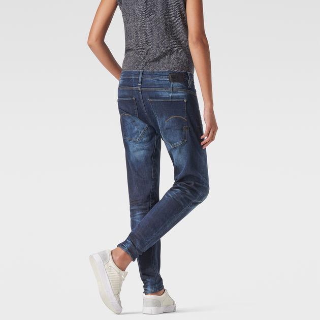 G-star Des Femmes De Type C 3d Jeans Taille Basse Boyfriend G-star RB2agoyGx