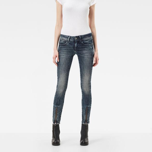 Dk Zip Jeans Raw® G Skinny Waist Lynn Aged Grip Star Mid nUZwxHSq