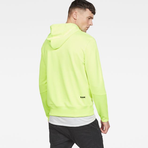 G-Star CARNIX - Sweatshirt - neon yellow 2018 Nouvelle Vente En Ligne Collections De Sortie Acheter Discount Promotion Vente Très Pas Cher Jeu Site En Ligne Officiel 4X4WQE1tjY