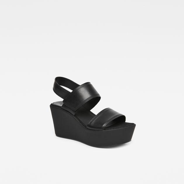 Womens Corestrap Flatform Platform Sandals G-Star xiBHBppj