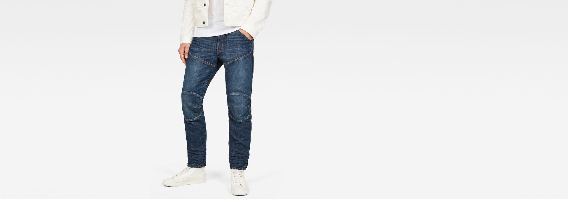 Rovulc Laver Les Jeans Mi G-star LQS5iec