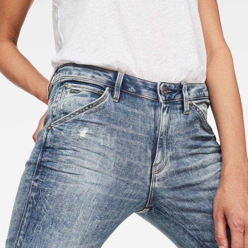 Raw G Star Waist 5622 Skinny Mid Jeans wBf7Yz