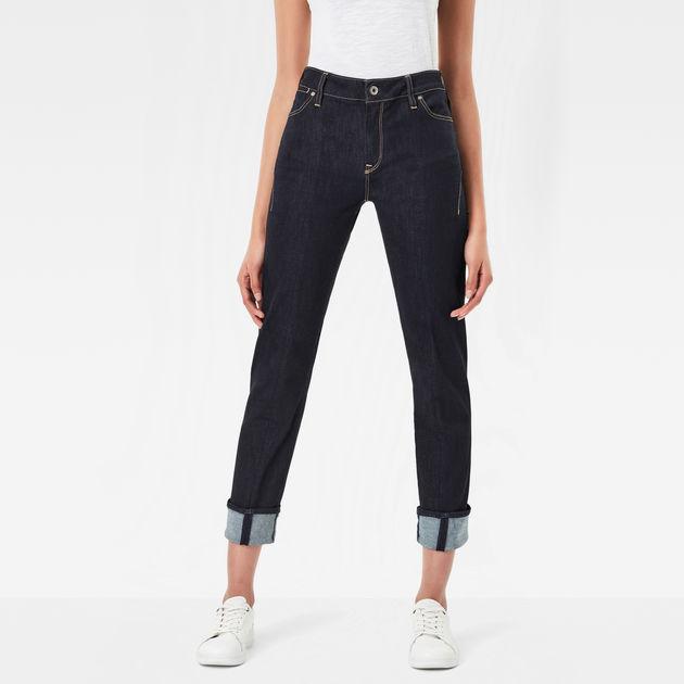 Lanc 3D High Straight Jeans G-Star yslgOyM