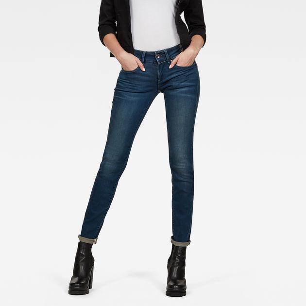 Spielraum Gut Verkaufen Rabatt Midge Cody Mid Skinny Jeans G-Star Freies Verschiffen Wiki RerqFRw7