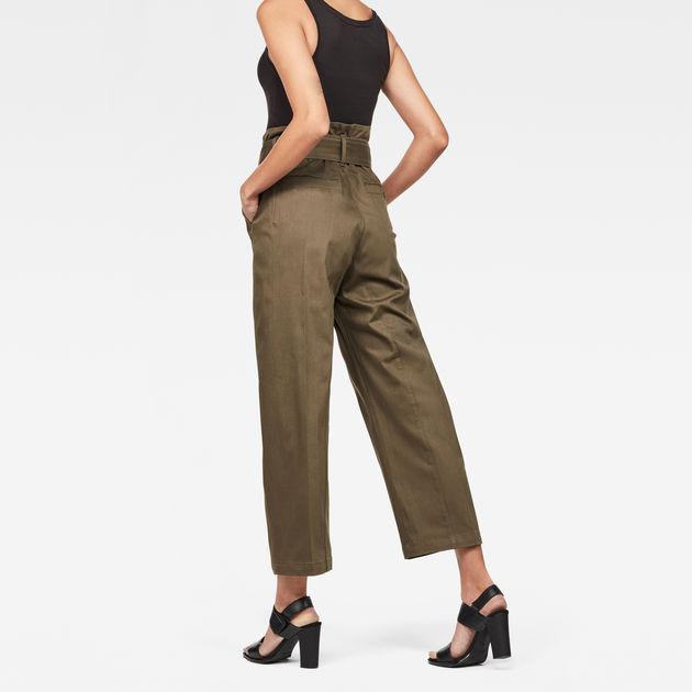 Bronson Xl Paperbag Waist Pants G-Star PXrF9YOl
