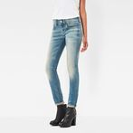 G-Star RAW® Lynn Mid Skinny Jeans Light blue