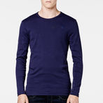 G-Star RAW® Base T-Shirt 1-Pack Purple model front