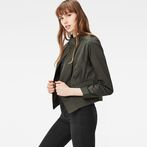 G-Star RAW® Noa Slim Blazer Grey model front