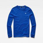 G-Star RAW® Dill r t l/s Medium blue model front
