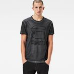 G-Star RAW® Nact T-Shirt Black model front