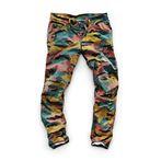 Jigsaw Camouflage Print
