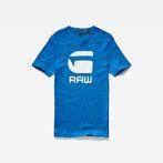 G-Star RAW® Drillon r t s\s Medium blue model front