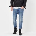 G-Star RAW® Type C 3D Skinny Jeans Medium blue