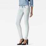 G-Star RAW® 3301 Low Super Skinny Jeans Light blue