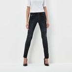 G-Star RAW® 5620 Custom Mid Skinny Jeans Dark blue
