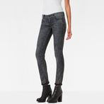 G-Star RAW® 3301 Low Waist Skinny Jeans Grey