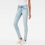 G-Star RAW® Midge D-Cody Mid Waist Skinny Jeans Medium blue
