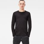 G-Star RAW® Base T-Shirt 1-Pack Black model front