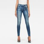 G-Star RAW® 3301 High Waist Skinny Jeans Medium blue