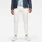 G-Star RAW® Bronson Slim Chino White model front