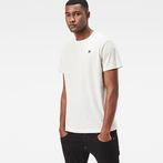 G-Star RAW® Wyllis T-Shirt White model front