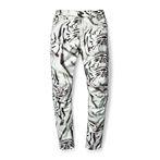 White Tiger Print