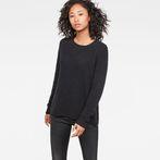 G-Star RAW® RC Suzaki Knit Black model front