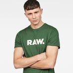 G-Star RAW® Holorn T-Shirt Green model front
