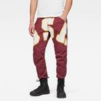Ox Blood/Off White Ao