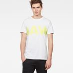 G-Star RAW® Vilsi T-Shirt White model front
