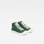 G-Star RAW® Rovulc Mid Sneaker Green side view