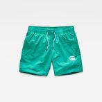 G-Star RAW® Dirik Swimshort Green front bust