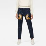 G-Star RAW® 5622 3D Mid Boyfriend Color Jeans Dark blue
