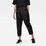 G-Star RAW® Boxxa 3D Mid waist Boyfriend Cargo Pants Black model front