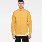 G-Star RAW® Bristum Ref Straight Shirt Yellow