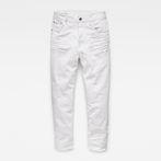 G-Star RAW® 3301 Mid waist Boyfriend Ripped 7/8-Length Jeans Light blue