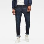 G-Star RAW® 3301 Deconstructed Slim Jeans Dark blue