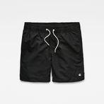 G-Star RAW® Dirik Swimshorts Black front bust