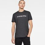 G-Star RAW® Loaq T-Shirt Black model front