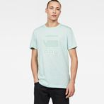 G-Star RAW® Cadulor T-Shirt Green model front
