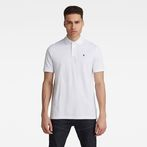 G-Star RAW® Dunda Polo White