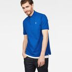G-Star RAW® Dunda Polo Medium blue